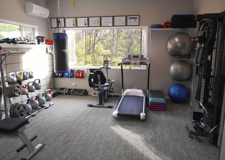 Create A Gorgeous Home Gym